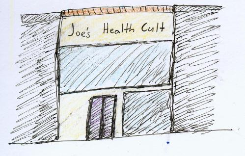 joe's health cult
