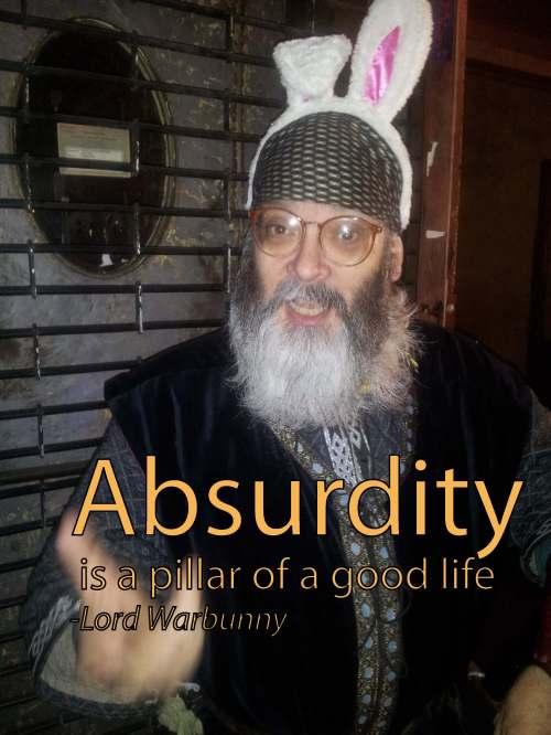 Lord warbunny real